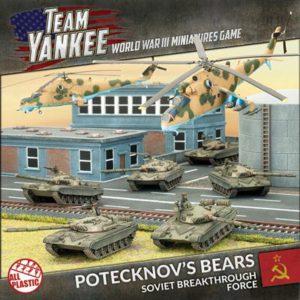 TSUAB1 Potecknov's Bears
