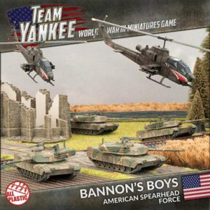 TUSAB1 Bannon's Boys