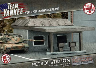 BB193 Petrol Station (front)