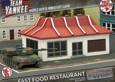 BB207 Fast Food Restaurant (front)
