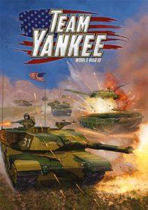 FW905 Team Yankee Engelse versie