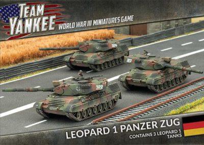 TGBX03 Leopard 1 Panzer Zug (front)