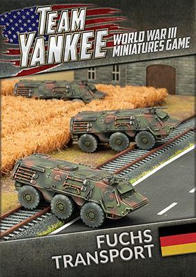 TGBX06 Fuchs Transportpanzer (front)