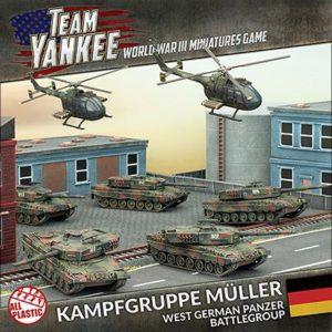 TGRAB1 Kampfgruppe Müller