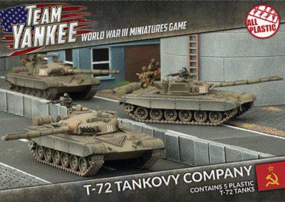 TSBX01 T-72 Tankovy Company (front)