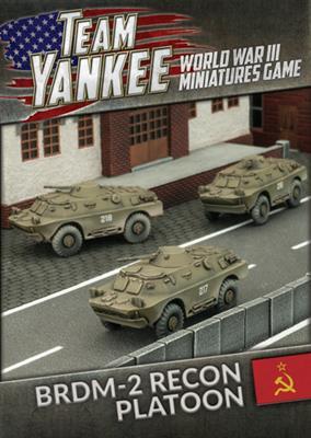 TSBX10 BRDM-2 Recon Platoon (front)