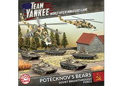 TSUAB2 Potecknov's Bears