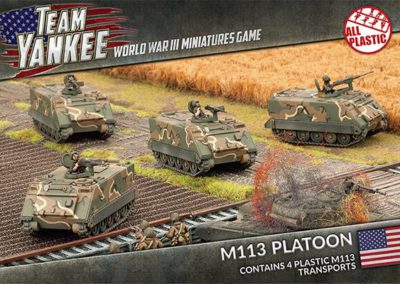 TUBX03 M113-M106 Platoon (front)