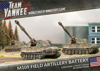TUBX04 M109 Field Artillery Battery (front)