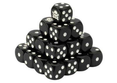 TBR900 British Dice Set